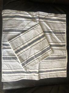 Hearth and Hand EURO Pillow Shams Set 26 x 26 Euro Joanna Gaines Target Railroad