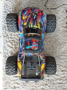 Traxxas Maxx 4S Monstertruck