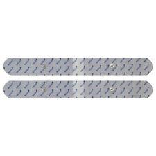 2x TENS Elektroden 33x4cm passend EMS Gerät Sanitas Beurer Rückenschmerzen