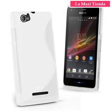 Funda para Nokia X / X+ (Modelo Rm-980) Carcasa Tpu Gel Silicona Case Cover A110
