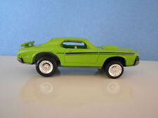 1969 Mercury Eliminator Cougar - 1/64 Scale Limited Edition Must See Photos
