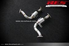 RES RACING Cat (With Cat) Downpipe FOR Audi A6 C7Allroad 2015- 3.0T