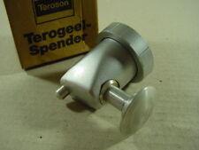 Teroson, Terogeel-Spender massiv aus Aluminium 164.077 Handwaschmittel Dosierer.