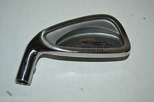 TETE DE CLUB DE GOLF FER 7 DISTANCE MASTER GALAXY ACIER HEAD IRON GAUCHER
