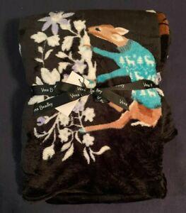 Vera Bradley Blanket Throw - NWT