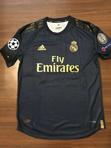 Adidas Real Madrid 2019/20 Away Jersey Champions League Version