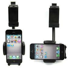New Universal 360° Car Rearview Mirror Mount Holder Stand For Cell Phone GPS mh