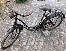 """Altes Original Bosch 28"""" Damenfahrrad um 1900"""