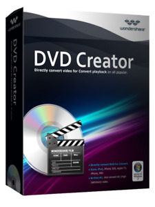 Wondershare DVD Creator 6.2 LifeTime Activation for Windows - Digital Delivery