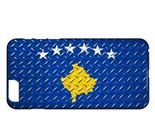 Coque iPhone 7 Drapeau KOSOVO 05