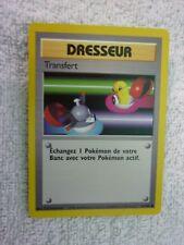 Carte pokémon dresseur transfert 95/102 commune set de base wizards