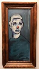 Douglas Staten Original Oil Painting Signed 1958 NYC African American Artist