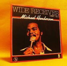 "7"" Single Vinyl 45 Michael Henderson Wide Receiver 2TR 1980 (MINT) Soul Funk"