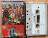 THE BEATLES - SGT. PEPPER'S LONELY HEARTS (GMR 746) UNOFFICIAL CASSETTE TAPE