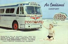 1957 ENJOY ATLANTIC CITY FROM NY VIA GARDEN STATE PARKWAY ON LUXURY CRUISERS