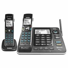 Uniden 1-line Cordless Home Telephones with 2 Handsets