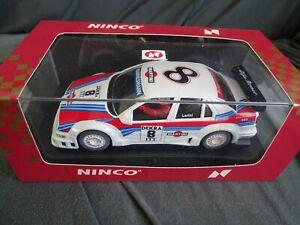 NINCO LIKE SCALEXTRIC MINT BOXED ALFA ROMEO 155 V6 Ti MARTINI REF:50112 1995