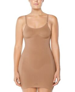 Leonisa Slimming Under Dress Tummy And Waist Control Shapewear 015797 Beige