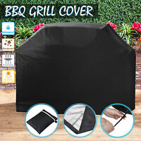 170cm BBQ Cover Heavy Duty Waterproof Barbecue Garden Grill Protector Large L