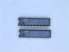 """UPD74HC574C  """"Original"""" NEC 20P DIP CMOS IC  2  pcs"""