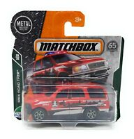 Matchbox MBX Superfast 2018 No 110 Ford Expedition short blister card
