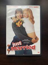 Just Married (DVD, 2006, Dual Side Sensormatic)