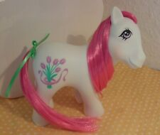 My little Pony G1 Tulip EUROPEAN   - not perfect but super rare!!!  POOR GIRL :(