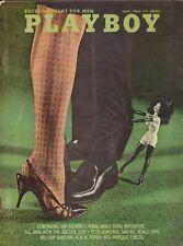 Vintage Playboy Magazine may 1965