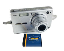 Kodak EasyShare V550 5.0MP Digital Camera - Silver