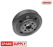 BELT PULLEY, CRANKSHAFT FOR AUDI FORD SEAT CORTECO 80000394