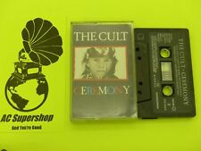 The Cult ceremony - Cassette Tape
