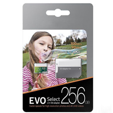 256GB Micro SD XC Flash Memory Card Class 10 for Phone Camera Mp3