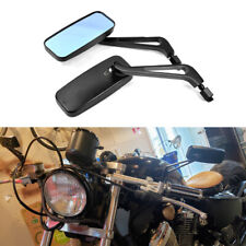 Rectangle Motorcycle Rearview Side Mirrors For Honda Shadow VLX 600 /Magna 750 H