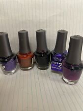5- Mix Morgan Taylor Nail Lacquer Nail Polish,