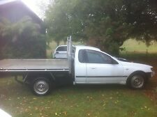 Ford ba bf falcon ute lpg wrecking