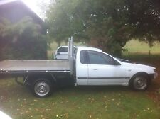 Ford bf falcon ute wrecking