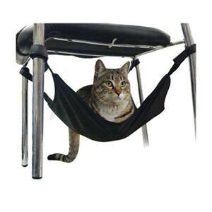 New Pet Cat Crib Cat Hanging Hammock Clutter Free Cat Bed Cage Comforter