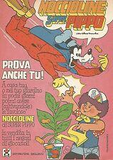 X0940 Noccioline Super Pippo - Pubblicità del 1976 - Vintage advertising
