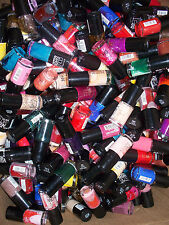 Lot of 50 Maybelline & Loreal Nail Polish Great mix of colors Wholesale Retail