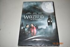 An American Werewolf In London New Sealed Dvd Widescreen Horror Comedy Werewolf