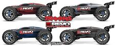 Traxxas 1:10 E-Revo Brushless Electric RC 4WD Monster Truck TSM RTR TRA560864
