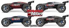 Traxxas 1:10 E-Revo Brushless Electric RC 4WD Monster Truck TSM RTR TRA560864