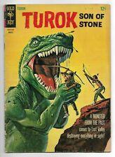 Turok Son of Stone #50 1966 Gold Key Comics Fair/Good