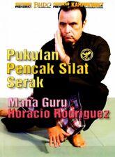Pukulan Pencak Silat DVD Maha Guru Horacio Rodriguez Kampfkunst