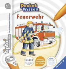 Tiptoi® Feuerwehr von Verena Zemme (2018, Ringbuch)