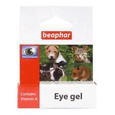 Beaphar Eye Gel Dog Cat Rabbit Hamster Small Pet Soothing Vitamin Treatment 5ml