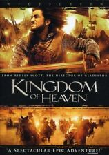 Kingdom of Heaven [New DVD] Ac-3/Dolby Digital, Dolby, Digital Theater System,