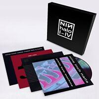 NINE INCH NAILS - HALO I-IV (LIMITED 4 LP SET) 4 VINYL LP NEW+