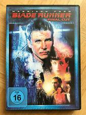 Blade Runner - Final Cut - Ridley Scott - Harrison Ford DVD Science Fiction