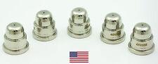 5 Pcs 220329 Fits Hypertherm® Powermax® 1000/1250/1650 40A Aftermarket Nozzle